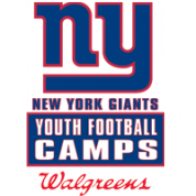 Experienced Football Heroes Lend Support to New York Giants Youth Camps