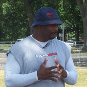 Mickey Pruitt to Director 4 Chicago Bears Youth Football Camps