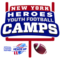 Youth Football Camps of New York Heroes