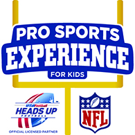 Pro Sports Experience is a Proud, USA Football Heads Up Partner