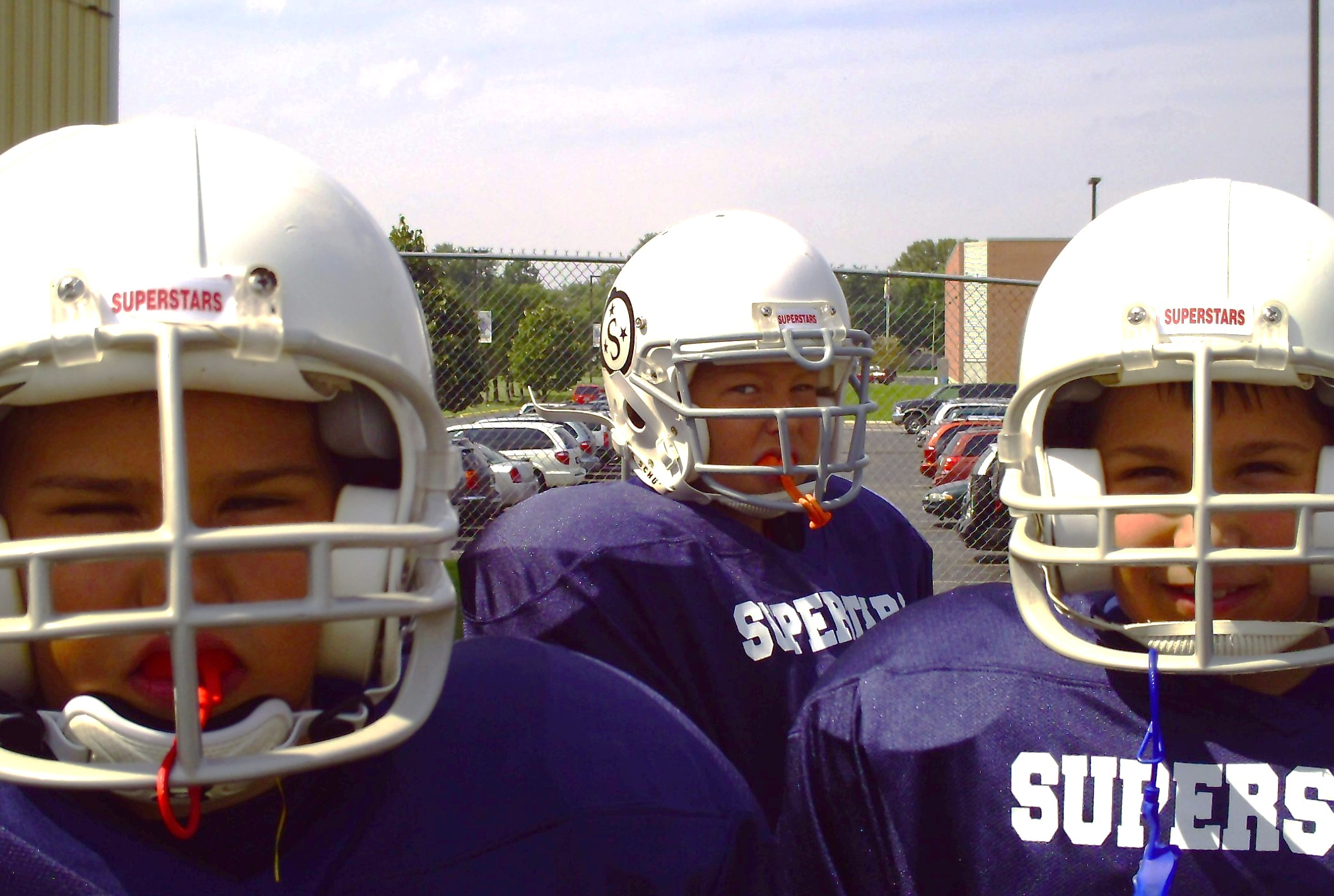 A good football helmet fit is essential to player safety